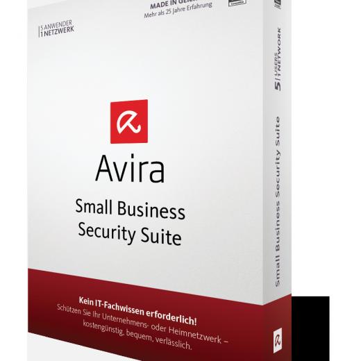 Virenschutz für Ihr Unternehmen von Avira
